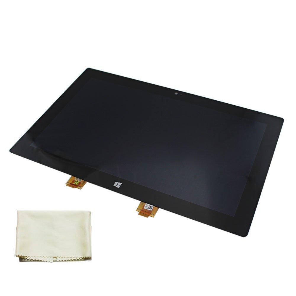 Xiaomax交換用LCD画面表示for MicrosoftサーフェスRT 2012 1st Edition withタッチ画面デジタイザガラスパネルアセンブリ修復パーツ B01KLD9ABA