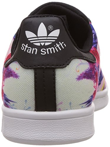 adidas Core Donna Black White Core Sneaker Black Stan Ftwr Smith rwCYOBrq