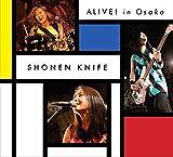 Shonen Knife - Alive! In Osaka