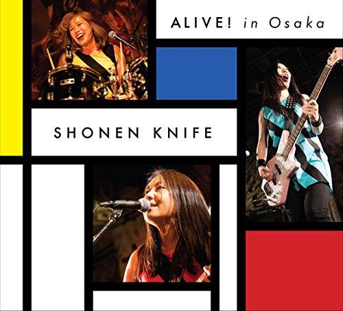 Shonen Knife - Alive! In - Material 09
