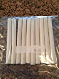 10 Chinese Traditional Moxa Stick, Ai Tiao, Handmade, 3-Years-Old pure Smoke