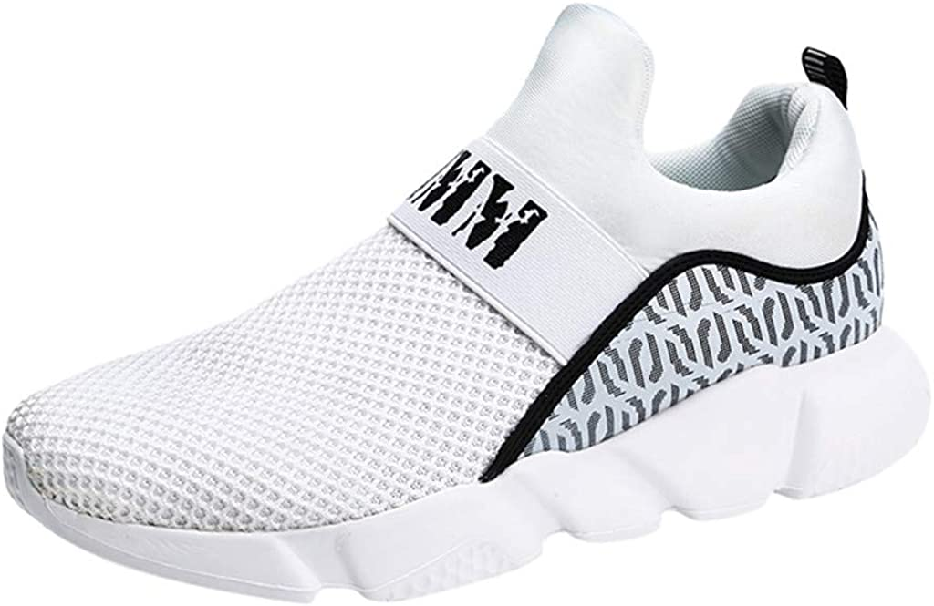 Darringls Zapatos de Deporte, Zapatillas Deporte Hombre Zapatos ...