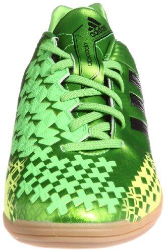 adidas Predator Absolado LZ Indoor Q21696 Jungen Fußballschuhe Grün (ray green f13 / black 1 / electricity)