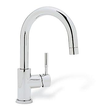 Blanco 440953 Meridian Single Lever Bar Faucet, Chrome - Bar Sink ...