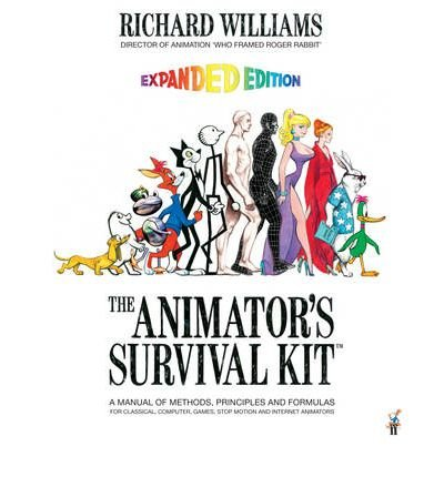 [(The Animator's Survival Kit )] [Author: Richard E. Williams] [May-2012]