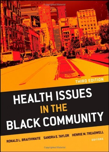 Health Issues in the Black Community: 3rd (Third) edition
