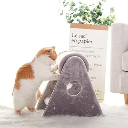 Pet Marco de Escalada para Gatos pequeños DIY, Cucharón de ...