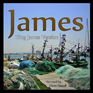 The Book of James Audiobook