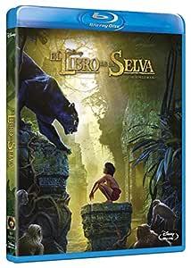 El Libro De La Selva [Blu-ray]: Amazon.es: Neel Sethi