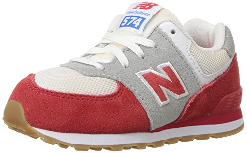 New Balance Kids' 574 Fashion Sneaker Retro Sport Running Shoe