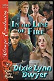In the Line of Fire [Love on the Rocks 6] (Siren Publishing Menage Everlasting)