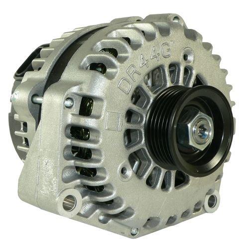 DB Electrical ADR0430 New Alternator For Chevy C Silverado Truck 6.0L 6.0 6.6L 6.6 8.1L 8.1 1500 2500 3500 06 07 2006 2007, Avalanche 05 06 2005 2006 334-2529 6019239 -