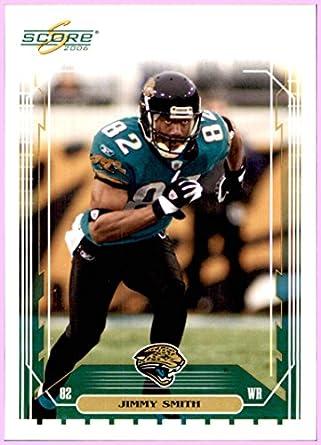 2006 Score 125 Jimmy Smith Jacksonville Jaguars Jackson State At