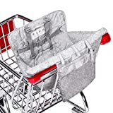 Baby Shopping Cart Cover, Grocery Cart Seat Cover