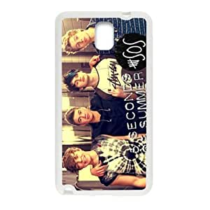 5 seconds of summer Phone Case for Samsung Galaxy Note3 Case hjbrhga1544