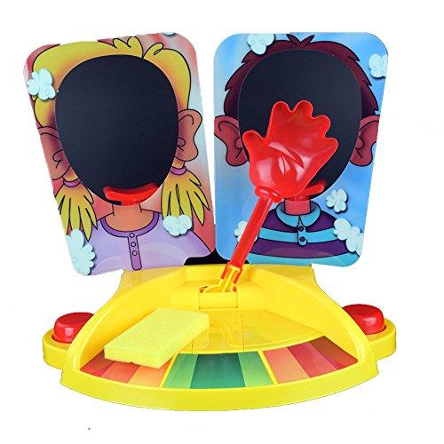 Whatsko Pie Face Double Game machine 親子ゲーム ダブルゲーム 反応ゲーム玩具