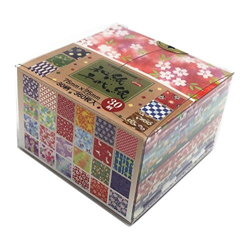 Washi Origami- Set of 30 Designs