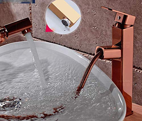 13 kokeruup Copper hot and Cold wash Bathroom Pull Out 6