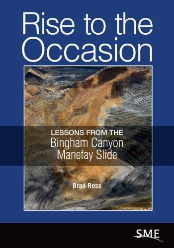 Rise to the Occasion: Lessons from the Bingham Canyon Manefay Slide