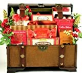 My Wonderful Valentine! -Deluxe Valentine's Day Gift Basket of Magnificent Gourmet Foods