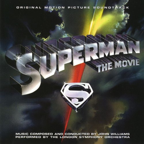 Superman The Movie Soundtrack By John Williams On Amazon