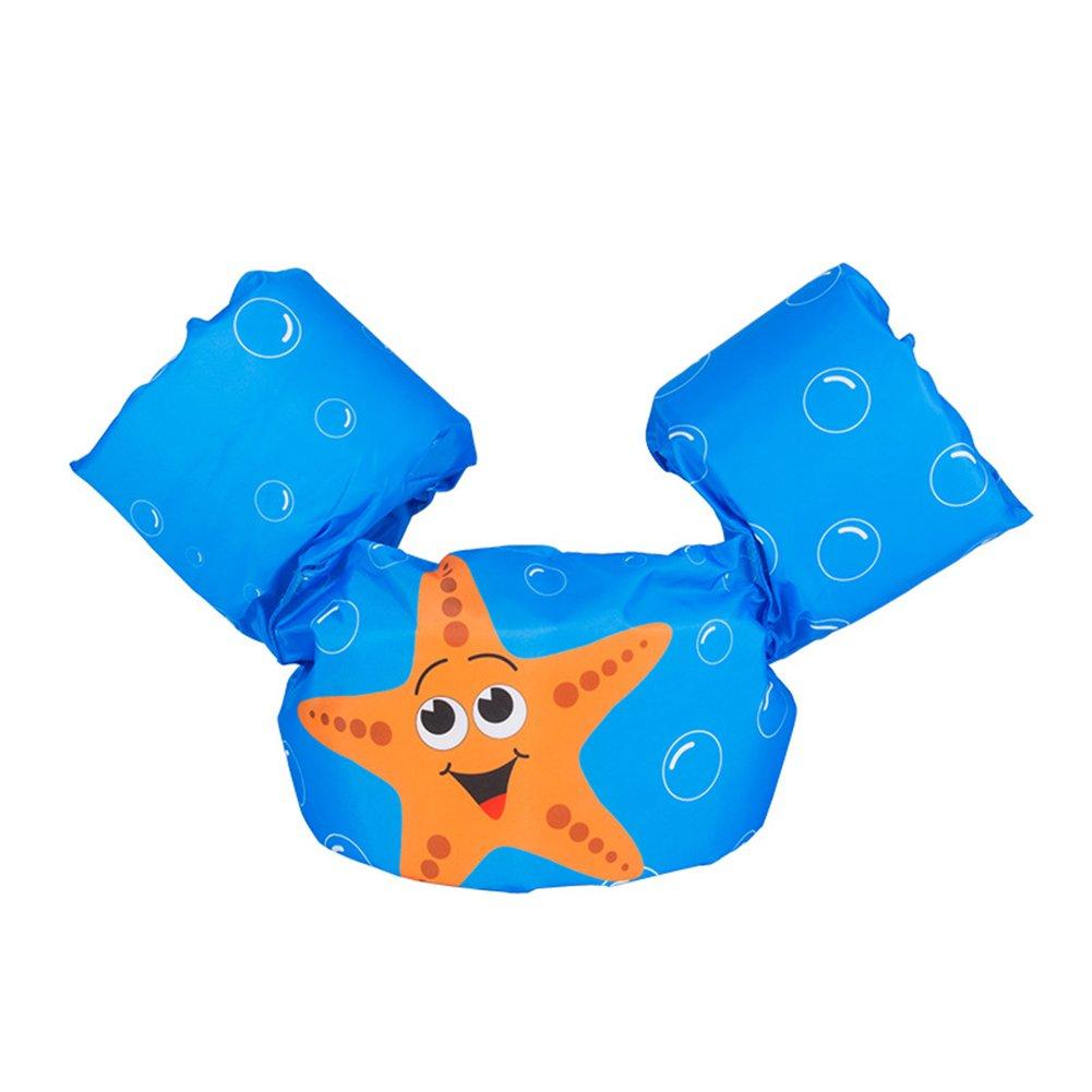 YEZOU Bebés Niños Chaleco Salvavidas Chaquetas Chaqueta de Seguridad Natación Deportes Acuáticos Material de Entrenamiento Ayude a Niños Aprender Nadar Solo ...