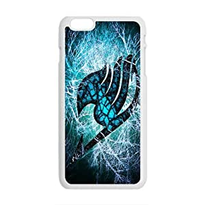 Blue green fairy tail Cell Phone Case for Iphone 6 Plus