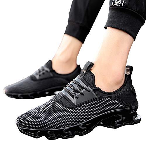 De Basses Plates Trekking Marche Pour Homme Formation Voyage Randonnée Noir La Imperméable Anti Escalade Respirant dérapant Lacées Chaussures Sneakers Sport U8aq5Xw
