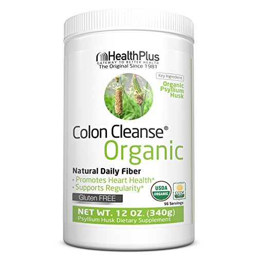 Colon Cleanse Organic, 12 Ounce (Colon Organic Cleanse)