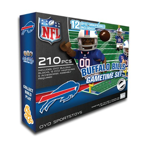 NFL Buffalo Bills Game Time Set by OYO