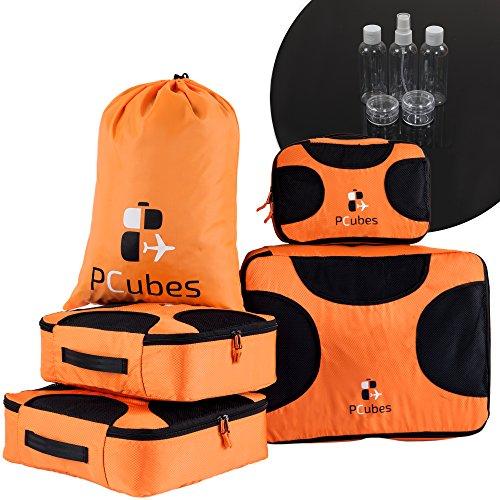 pcubes-4-piece-packing-cubes-set-lightweight-travel-luggage-packing-organizers-orange