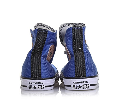 Converse 659965C CT Hi Two Color Sneakers Junior Unisex Azul