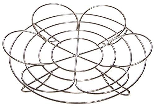 Prepworks by Progressive Canning Essentials 6-Piece Bundle with Red Funnel, Jar Lifter, Magnetic Lid Lifter, Scoop, Metal Bottle Rack and Fridge Magnet by Prepworks from Progressive (Image #5)