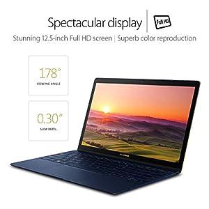 ASUS ZenBook3 12.5-inch Ultra-Slim Core i7 Lightweight Laptop [UX390UA] 16GB 2133Mhz DDR4, 512GB SSD, Intel KabyLake Core i7 7500U 2.7GHz Processor (Certified Refurbished)