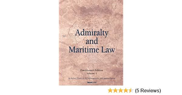 admiralty and maritime law audio course ebook