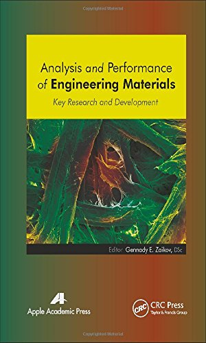 Analysis and Performance of Engineering Materials: Key Research and Development