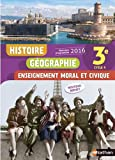 Histoire-Géographie-EMC 3e - Nouveau programme 2016