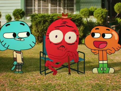 The Watch/The Bumpkin (The Amazing World Of Gumball The Bumpkin)