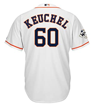 sale retailer f8f38 063ea Amazon.com : Majestic Athletic Keuchel Houston Astros World ...