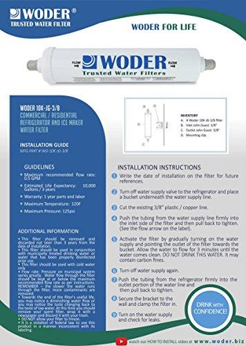 Woder 5k Dc Ultra High Capacity Direct Connect Bathroom