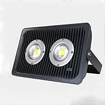 OOFAY 100W LED Flood Light AC85-265V 9800lm Waterproof IP65 COB Positive White Outdoor Project Lamp Floodlight