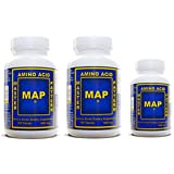 MAP - Master Amino Acid Pattern 260 Tablets of Muscle Building Protein Amino Supplements