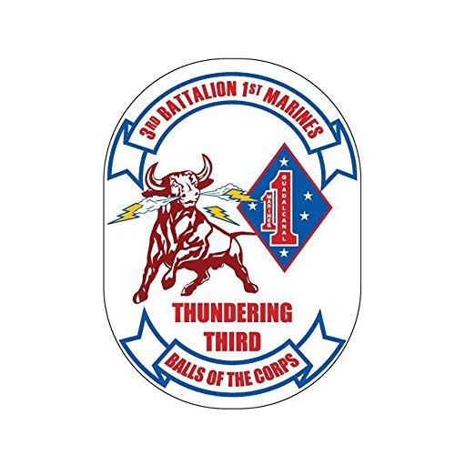 1st Battalion 3rd Marine Regiment - 1