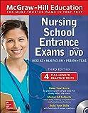 McGraw-Hill Education Nursing School Entrance Exams with DVD, Third Edition