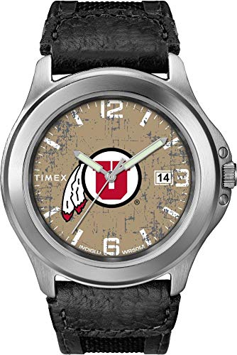 (Timex Men's University of Utah Utes Watch Old School Vintage Watch)