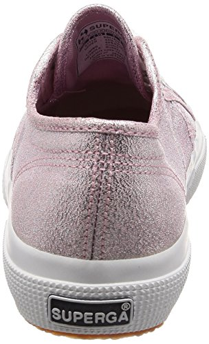 Superga 2750 Lamew, Women's Low-Top Sneakers Pink Lavender