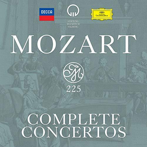 Mozart 225: Complete Concertos