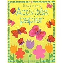 Activites papier