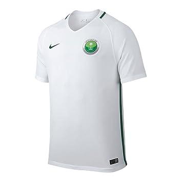 quality design fbdaf 79c63 2016-2017 Saudi Arabia Home Nike Football Shirt, Jerseys ...