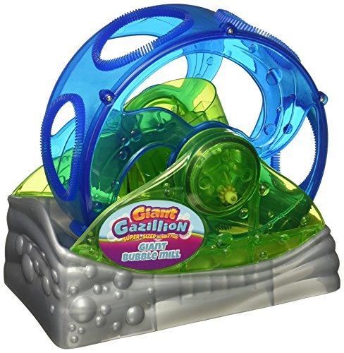 Gazillion Giant Bubble Mill (Blue/Green) Bubbles, Blue/Green (Bubbles Gazillion Machine)